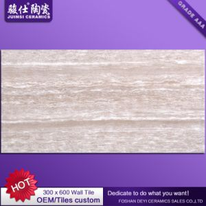 Allibaba COM Discontinued Tile Bathroom Tile 3D Ceramic Wall Tile 300X600mm pictures & photos