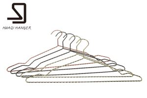Cheap Colorful Wire/Matel Clothes Hanger/Hangers pictures & photos