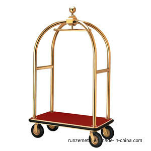 Hight Quality Luggage Cart for Hotel pictures & photos