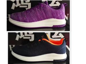 2017 Women Sports Running Shoes Fashion Shoes Footwear pictures & photos