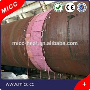 Micc Post Welding Heat Treatment Electric Flexible Ceramic Pad Heater pictures & photos