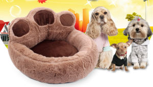 Pet Products Dog Cat Puppy Warm Sofa Bed (B003) pictures & photos