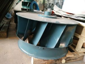 Big Air Capacity Turbo Fan Blower for Spray Booth pictures & photos