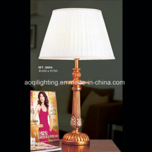 Modern Simplify Resin Table Lamp (MT-8804) pictures & photos