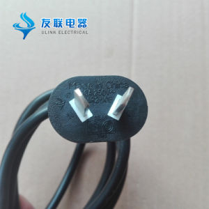 2 Pins Argentina Power Cord Iram Approval pictures & photos
