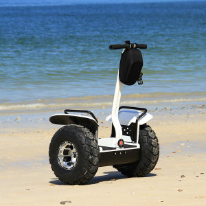 Intelligent Two Wheels Electric Self Balance Standing Golf Scooter pictures & photos
