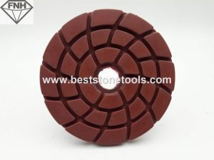 "3"" Floor Restoration Polishing Pad for Grinding Concrete"