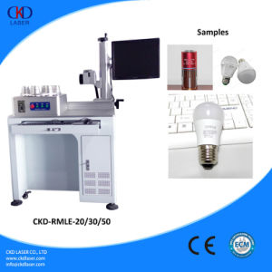 Laser Marking Systems for Marking LED Bulb pictures & photos