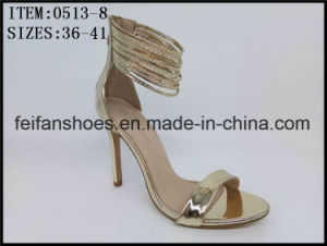 2017 New Summer Women High Heels Shoes Leisure Shoes (0513-8) pictures & photos