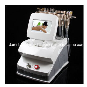 13in1 Multipolar RF Vacuum LED Photon Cold Hot Weight Loss Skin Care Anti-Aging Beauty Machine pictures & photos