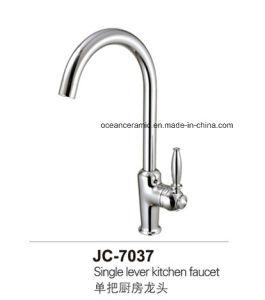 7037 Plastic or Metal Brass Faucet, Kitchen Faucet & Mixer pictures & photos