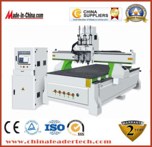3 Heads&4 Heads CNC Router Machine pictures & photos