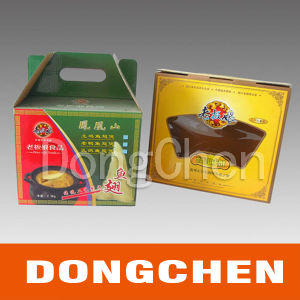 Custom Good Quality Cheap Gift Paper Box Printed pictures & photos