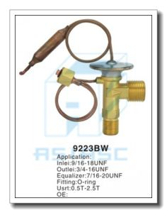 Customized Thermal Brass Expansion Valve for Auto Refrigeration MD9222bw pictures & photos