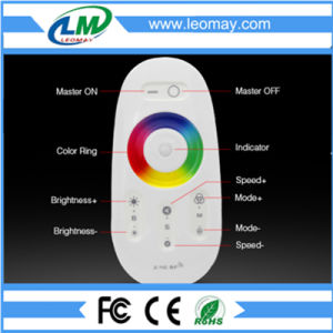12V RGB LED Strip RF Controller with Touch Screen pictures & photos