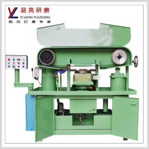 Automatic Wet Belt Sander with Wet Polishing Process to Be Wire Drawing Finish pictures & photos
