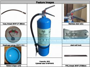 4kg ABC 40% ABC Dry Powder Fire Extinguisher pictures & photos