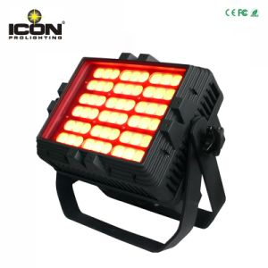 Hot Sale 72X3w 3in1 RGB Outdoor LED PAR for Garden Lighting pictures & photos