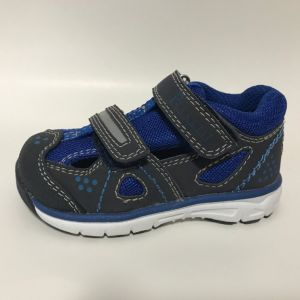 Sporting Style Fabric Safety Working Shoes for Children