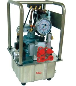 Pneumatic Hydraulic Pump pictures & photos
