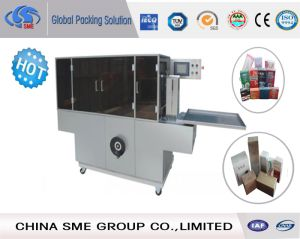 BOPP Film Cigarette Box Cellophane Wrapping Machine pictures & photos