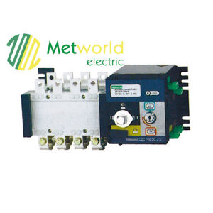High Quality ATS Automatic Transfer Switch pictures & photos