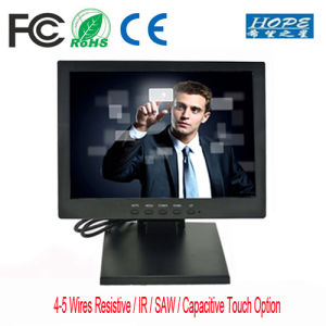 12 Inch Customized Touch Panel Screen Monitor OEM pictures & photos