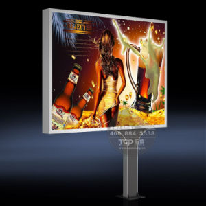 Outdoor Waterproof Scrolling Advertising Light Box pictures & photos