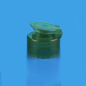 28/400 Flip Top Plastic Screw Cap for Honey with Silicon Valve (NCP33) pictures & photos