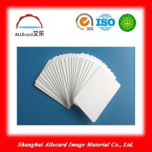 PVC Card Material Blank Card (PVC-ABS) pictures & photos
