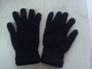 5-Fingers Dust Cleaning Glove pictures & photos