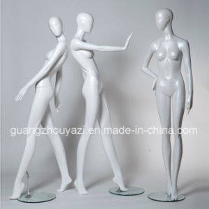Fashionable Full Body Female Mannequin for Window Display pictures & photos