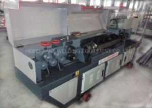Hydraulic Pump Wire Straightener Cutting Machine Factory pictures & photos
