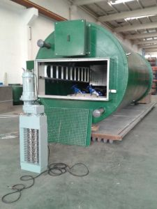 Cutter (P SERIES) , Rotating Drum Screen Muncher pictures & photos