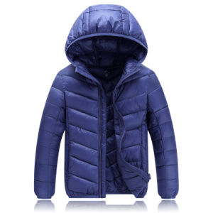 Children Girls Cute Winter Warm Hooded Down Jacket Wear Rabbit Coat High Quality 601