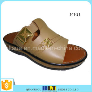 Import Best Sale PVC Upper Flange Outsole Slippers pictures & photos