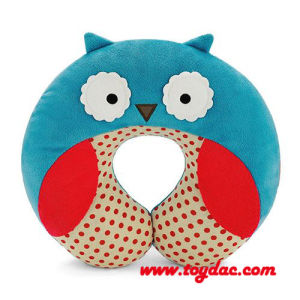 Stuffed Pure Cotton Owl Pillow pictures & photos