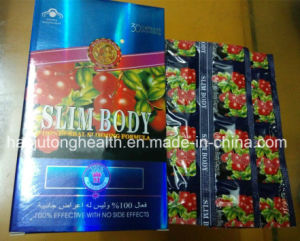 100 Natural Slim Body Herbal Slimming Capsule Weight Loss pictures & photos