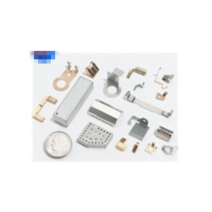 China Supplier High Precision Metal Stamping Parts pictures & photos