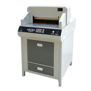 4808HD Program-Control Paper Cutting Machine pictures & photos