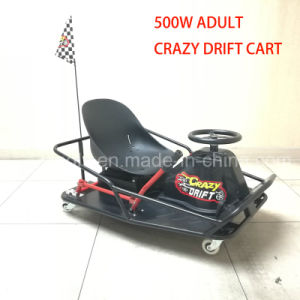 2016 Powerful 500W Crazy Cart Drift Go Kart pictures & photos