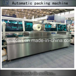 Automatic Pork Beef Meat Vacuum Packaging Machine pictures & photos