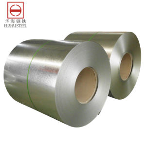 Manufacture of The Galvanized Steel Coil Zero Spangle pictures & photos