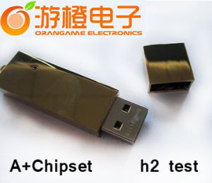 Metal USB Disk (OM-M102) pictures & photos