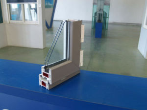 Conch 80 Sliding Window PVC/UPVC Profile pictures & photos