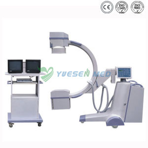 Ysx-C35 Mobile High Frequency Medical C-Arm X-ray Equipment pictures & photos