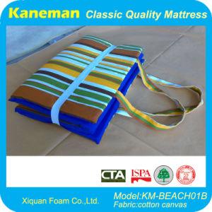 Outdoor Foldable Beach Chair Foam Mattress pictures & photos