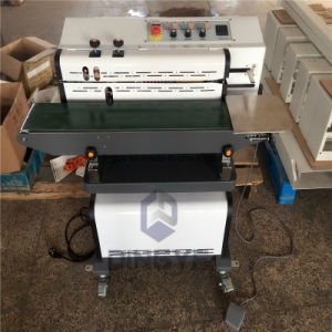 Lf1080 Automatic Sealing Machine with Nitrogen Gas Filling Function pictures & photos