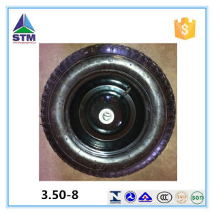 All Kinds and Size Pneumatic Rubber Wheel pictures & photos