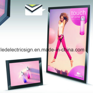 Aluminum Frame Slim for LED Advertising Light Box pictures & photos